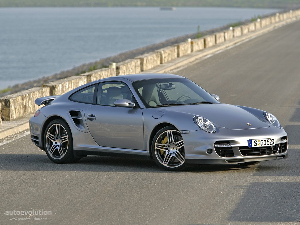 Porsche 911 Turbo 997 Specs Amp Photos 2006 2007 2008