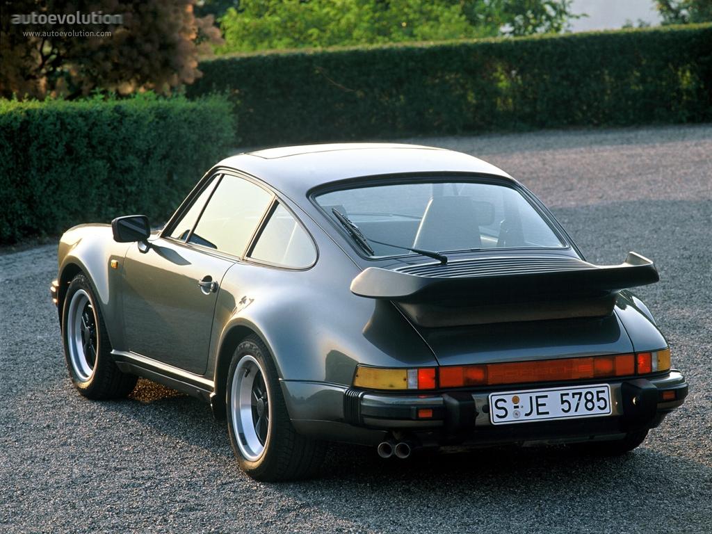 porsche 911 turbo (930) specs - 1977, 1978, 1979, 1980, 1981, 1982