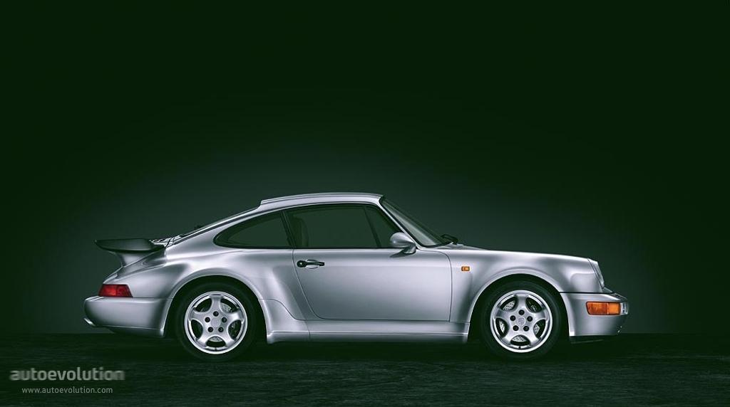 1990 porsche 911 turbo