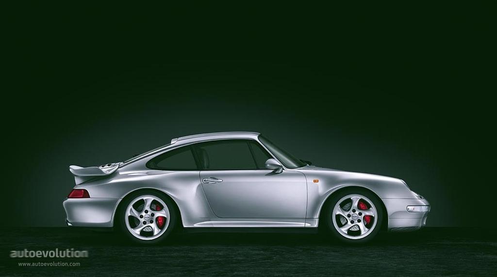 Porsche 911 Turbo 993 1995 1997