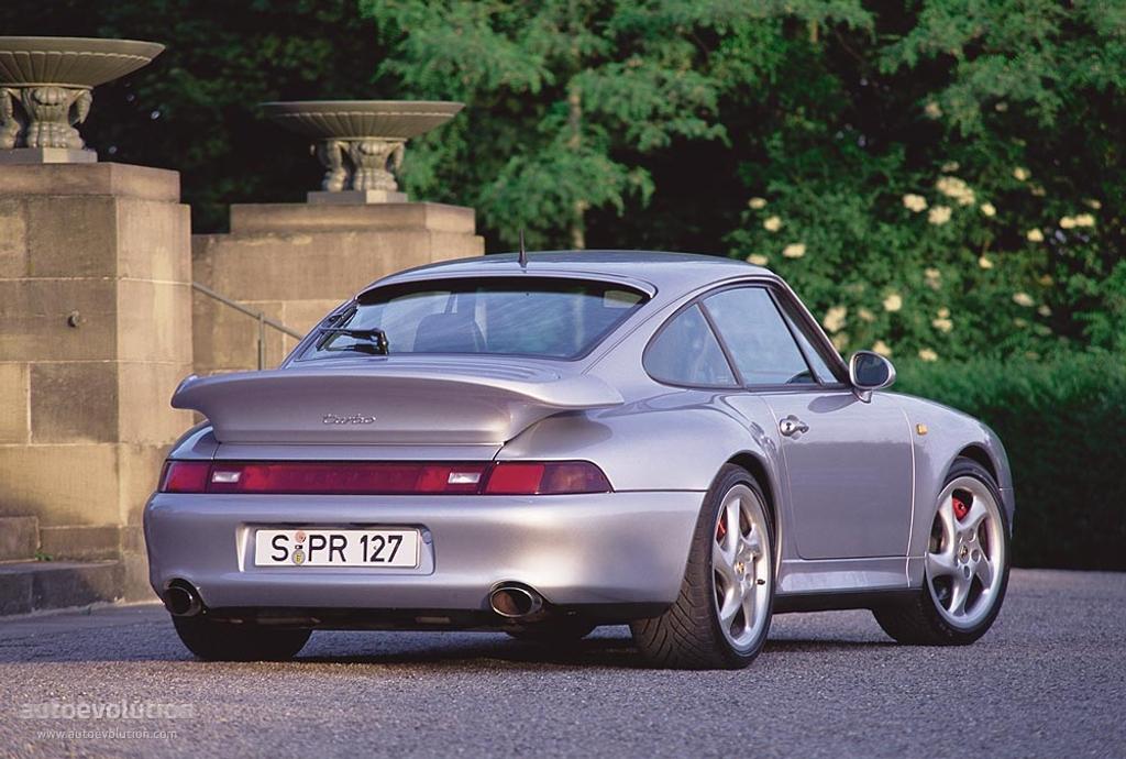 Porsche 911 Turbo 993 Specs 1995 1996 1997