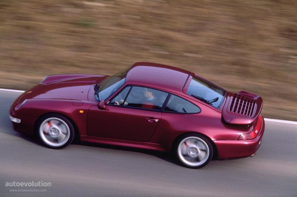 Porsche 911 Turbo 993 1995 1996 1997 Autoevolution