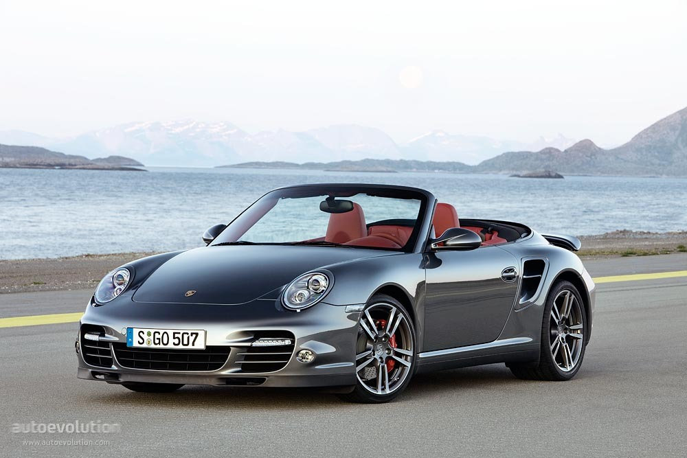 porsche 911 turbo cabriolet 997 specs photos 2009. Black Bedroom Furniture Sets. Home Design Ideas