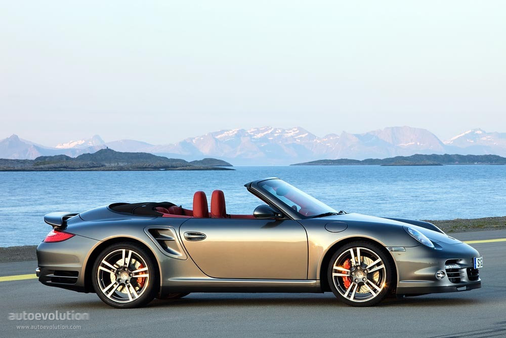 porsche 911 turbo cabriolet 997 2009 2010 2011 autoevolution. Black Bedroom Furniture Sets. Home Design Ideas