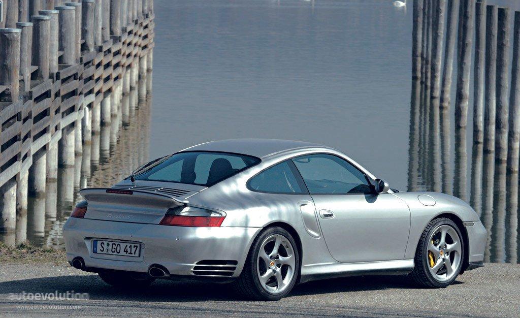 PORSCHE 911 Turbo S 996 2004 2005 Autoevolution