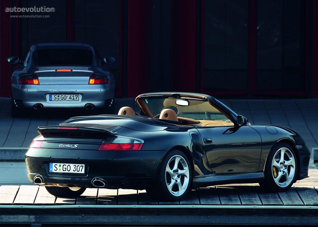 porsche 911 turbo s cabriolet 996 specs 2004 2005 2006 autoevolution. Black Bedroom Furniture Sets. Home Design Ideas
