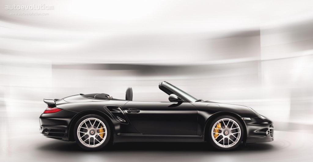 porsche 911 turbo s cabriolet 997 2010 2011 autoevolution. Black Bedroom Furniture Sets. Home Design Ideas