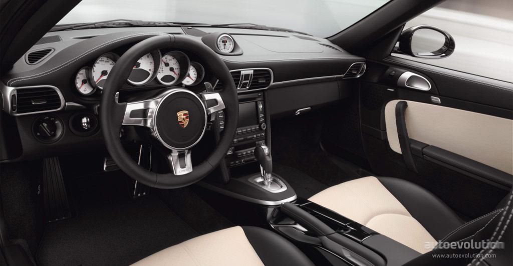 Porsche 911 Models >> PORSCHE 911 Turbo S Cabriolet (997) specs - 2010, 2011 - autoevolution