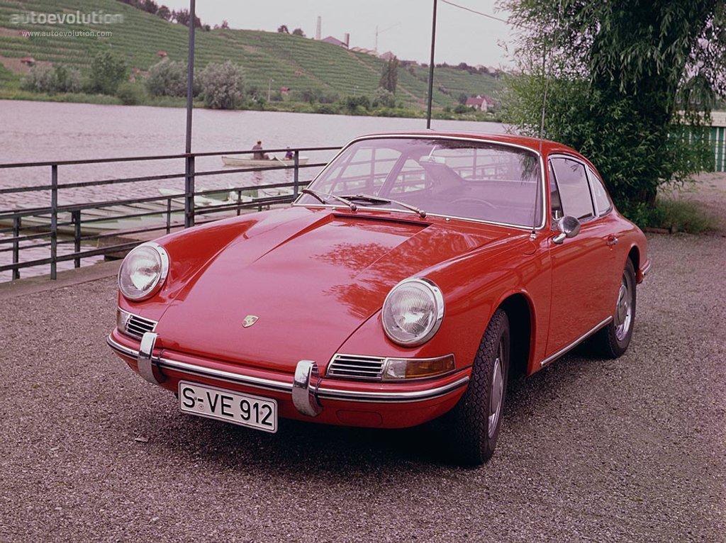 Porsche 912e specs