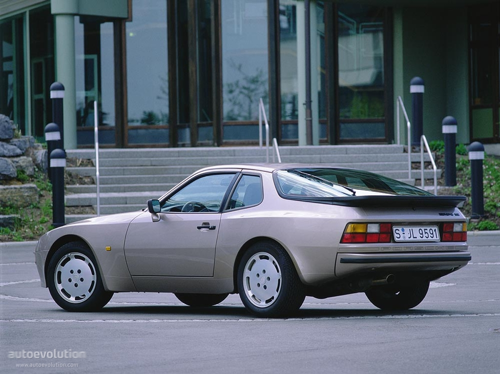 PORSCHE 944 S specs - 1986, 1987, 1988 - autoevolution