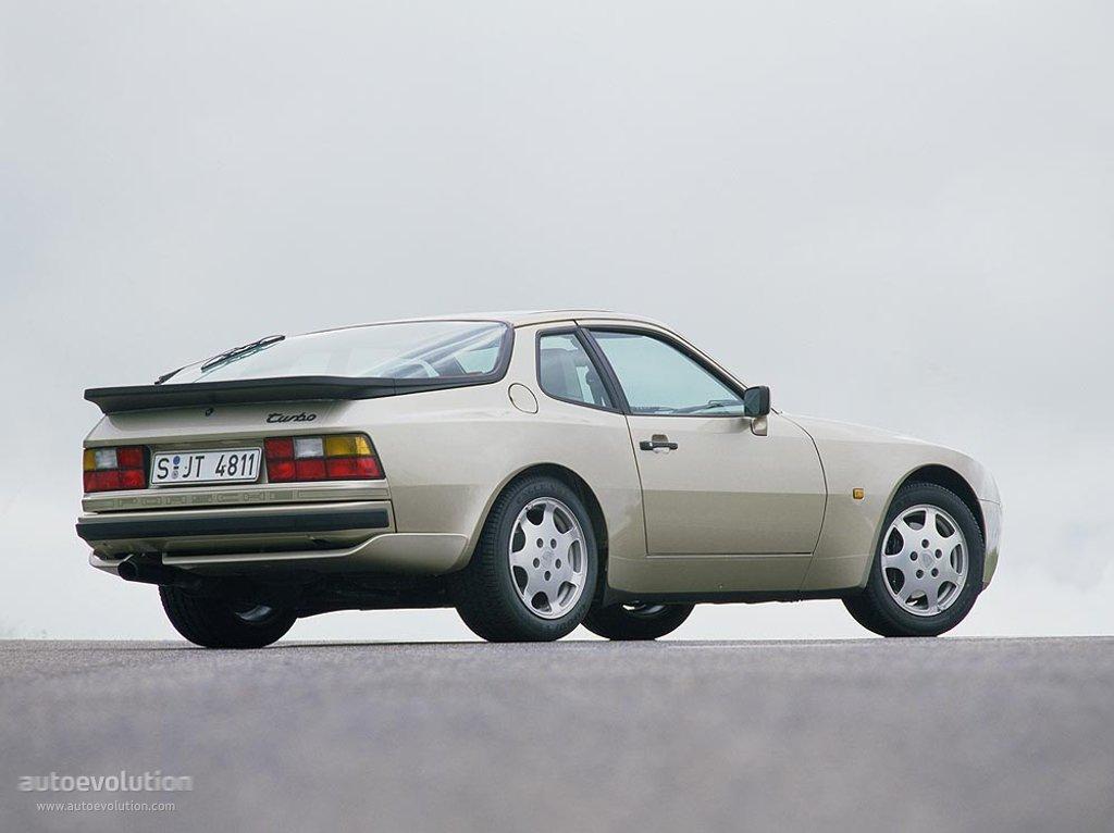 Porsche 944 Turbo Turbo S 951 Specs 1985 1986 1987 1988 1989 1990 Autoevolution