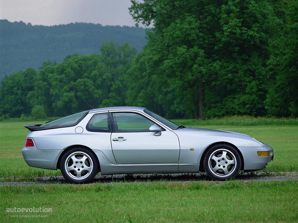Porsche 968 Specs Amp Photos 1991 1992 1993 1994 1995