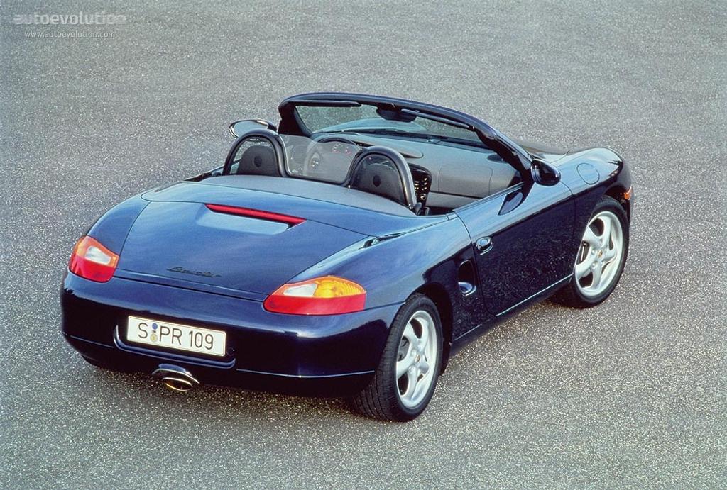 Porsche Boxster 986 Specs 1996 1997 1998 1999 2000 2001 2002 Autoevolution