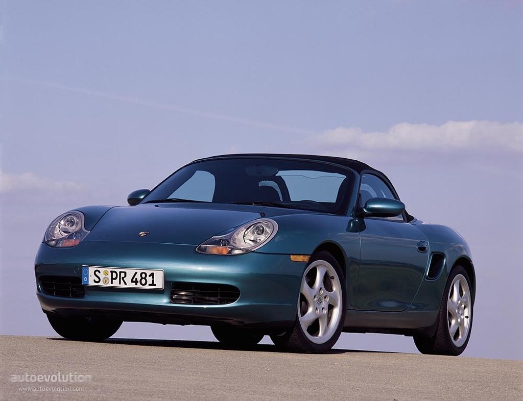 Porsche Boxster 986 Specs 1996 1997 1998 1999 2000