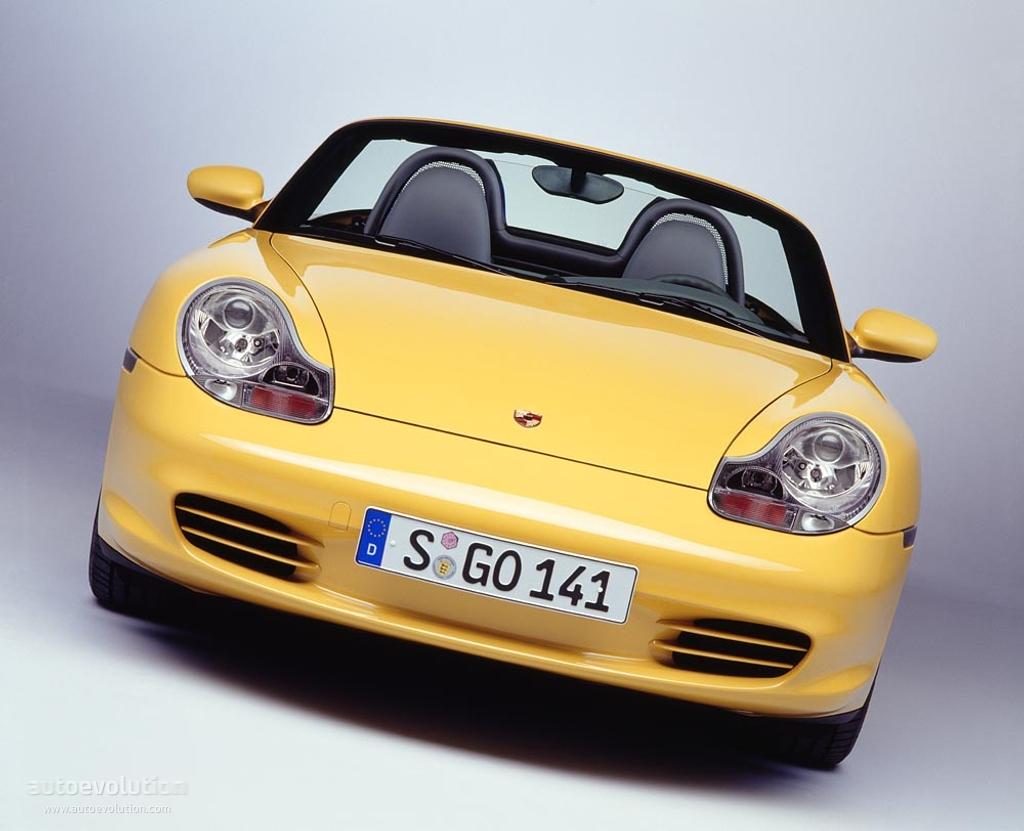 PORSCHE Boxster (986) - 2002, 2003, 2004, 2005 - autoevolution