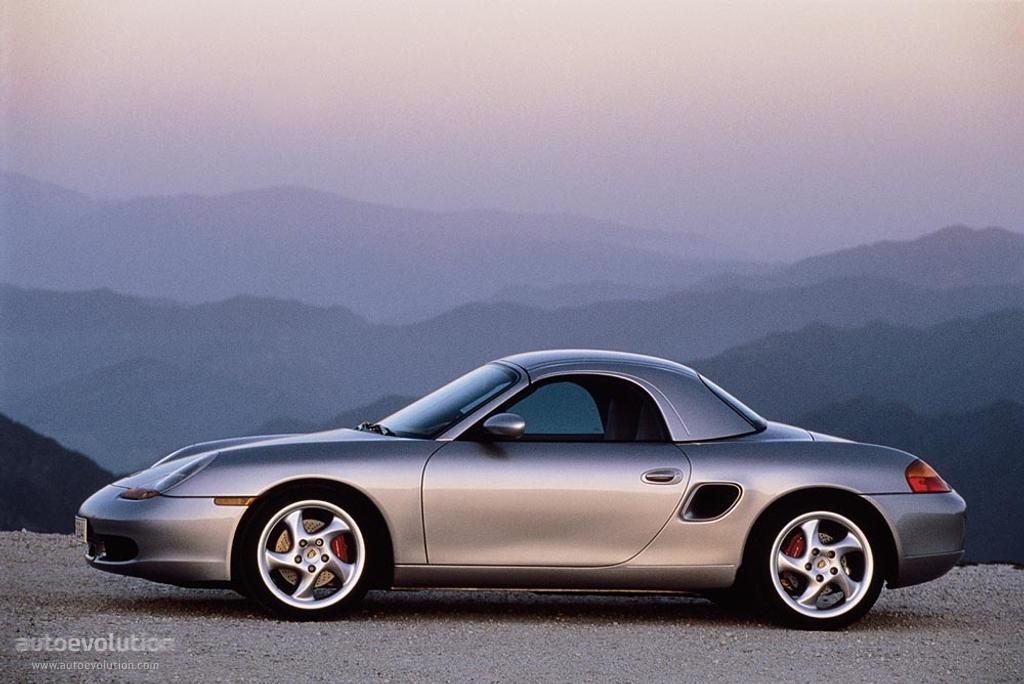 Porsche Boxster S 986 Specs 1999 2000 2001 2002