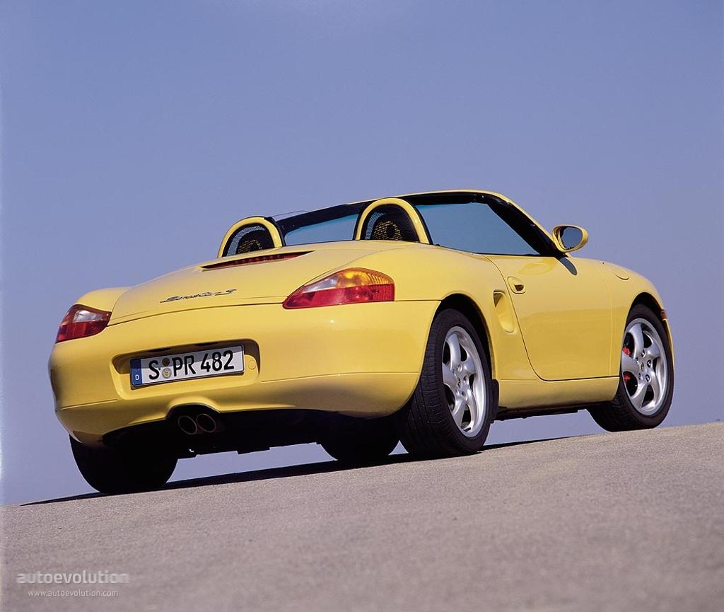 Porsche Boxster Car: PORSCHE Boxster S (986) Specs & Photos