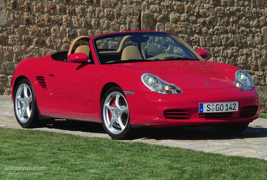 Porsche Boxster S 986 2002 2003 2004 2005