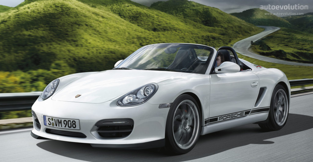 porsche boxster spyder 987 specs photos 2009 2010. Black Bedroom Furniture Sets. Home Design Ideas
