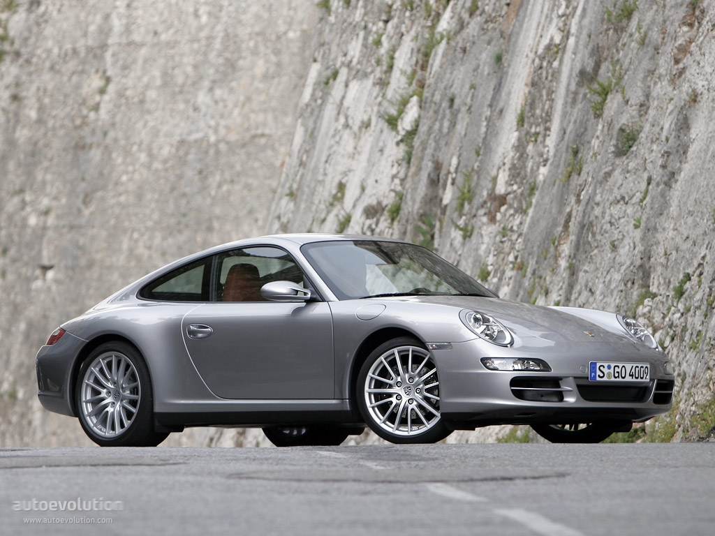 Porsche 911 Carrera 4s 997 2005 2006 2007 2008