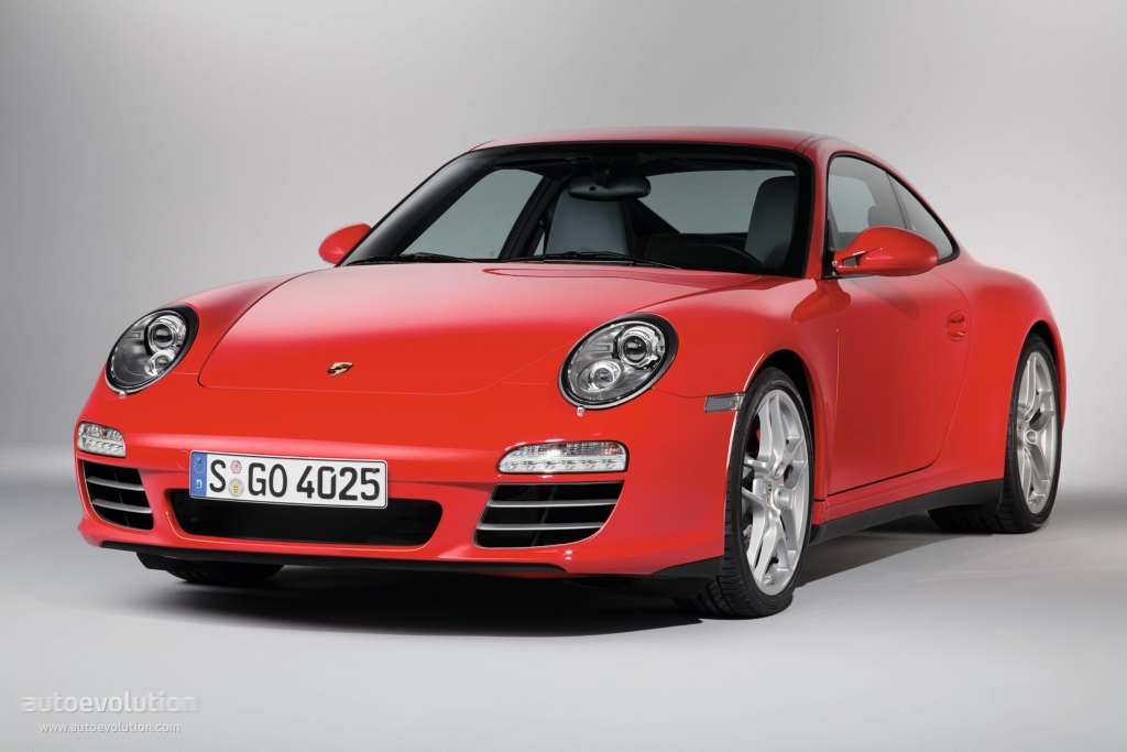 Porsche 911 Carrera 4s 997 Specs Amp Photos 2008 2009