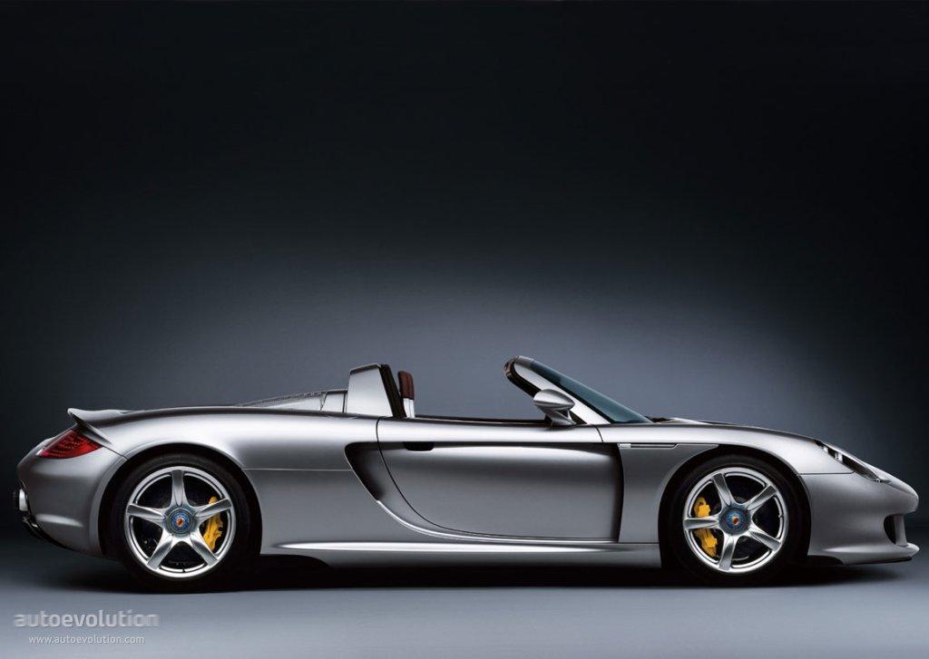 PORSCHE Carrera GT (980) specs - 2003, 2004, 2005, 2006 - autoevolution
