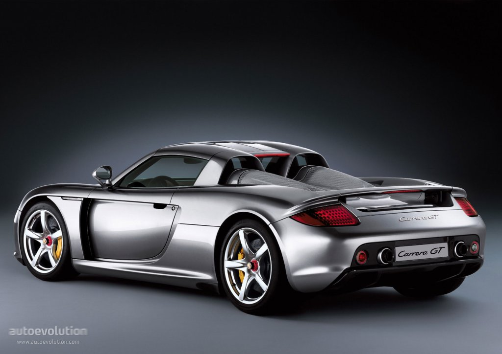 porsche carrera gt 980 2003 2004 2005 2006 autoevolution. Black Bedroom Furniture Sets. Home Design Ideas