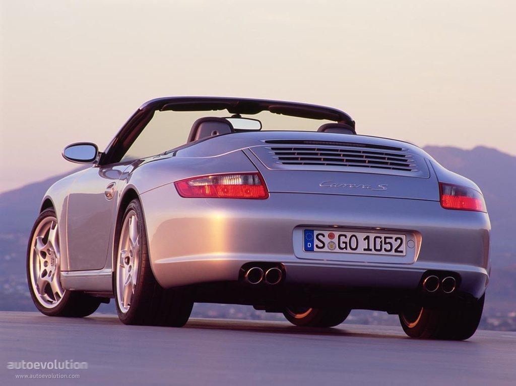 porsche 911 carrera s cabriolet 997 specs photos. Black Bedroom Furniture Sets. Home Design Ideas