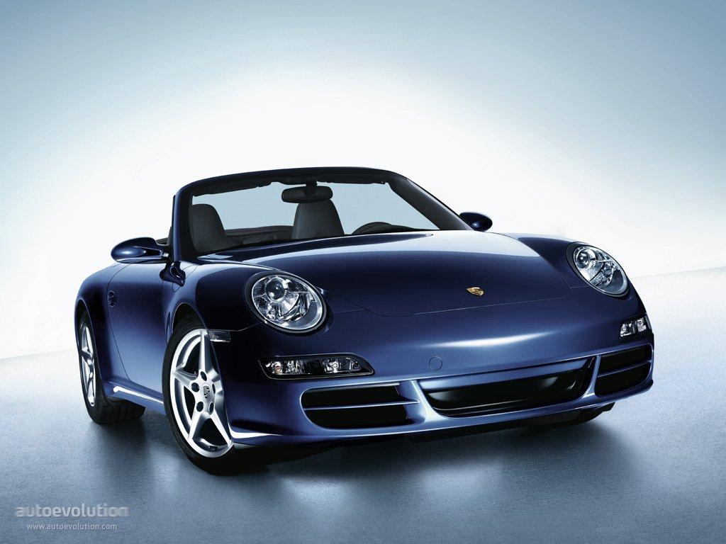 porsche 911 carrera s cabriolet 997 specs 2005 2006 2007 2008 autoevolution. Black Bedroom Furniture Sets. Home Design Ideas