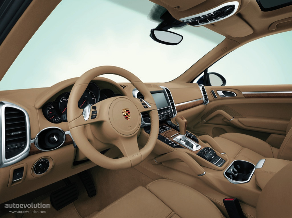 Porsche cayenne 2010 2011 2012 2013 2014 2015 for Interieur 2015