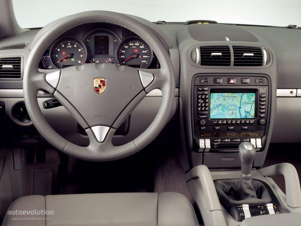 Porsche cayenne 955 specs 2002 2003 2004 2005 2006 for Interieur 928