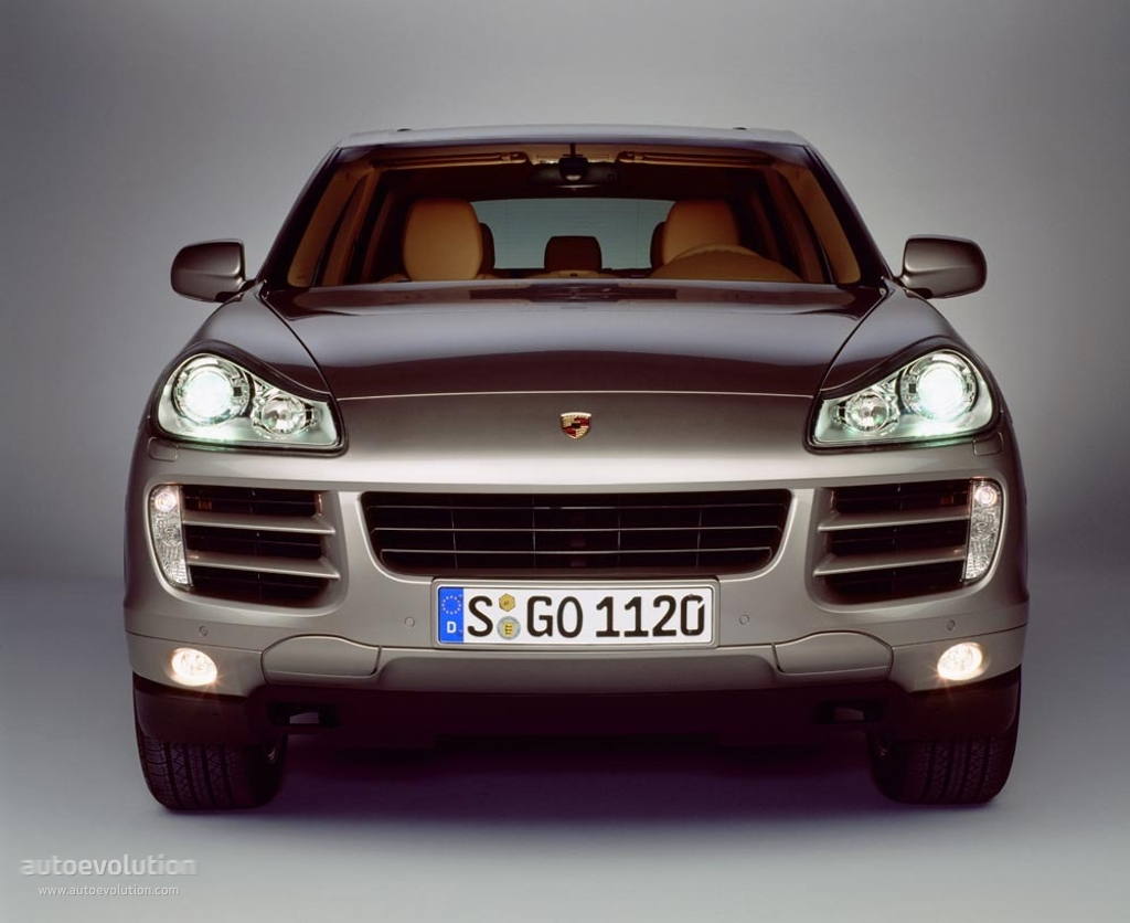 Porsche Cayenne 957 Specs Photos 2007 2008 2009 Autoevolution