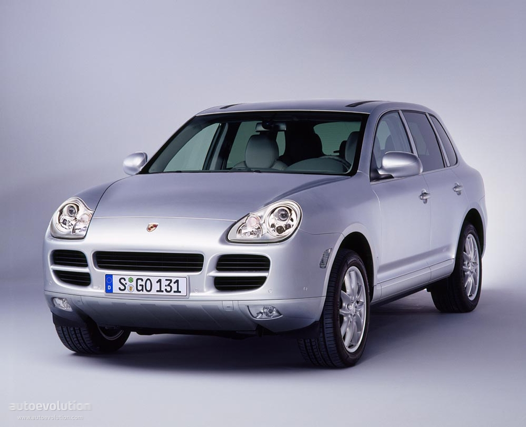 porsche cayenne 955 specs 2002 2003 2004 2005 2006 2007 autoevolution. Black Bedroom Furniture Sets. Home Design Ideas