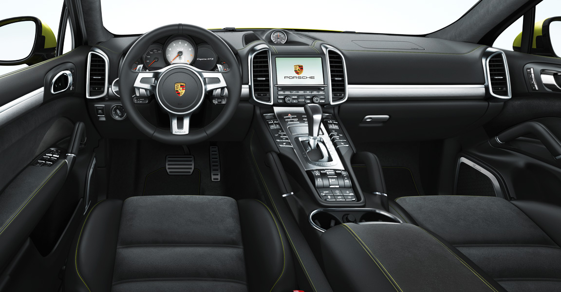 PORSCHE Cayenne GTS - 2012, 2013, 2014 - autoevolution