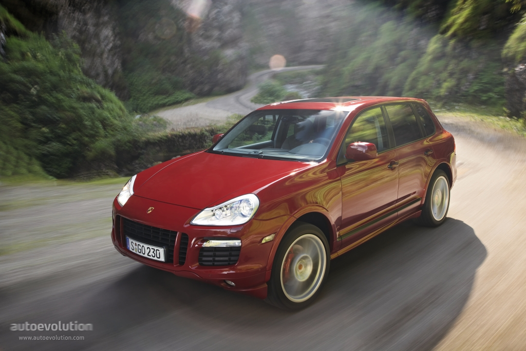 Porsche Cayenne Gts 957 Specs 2008 2009 2010