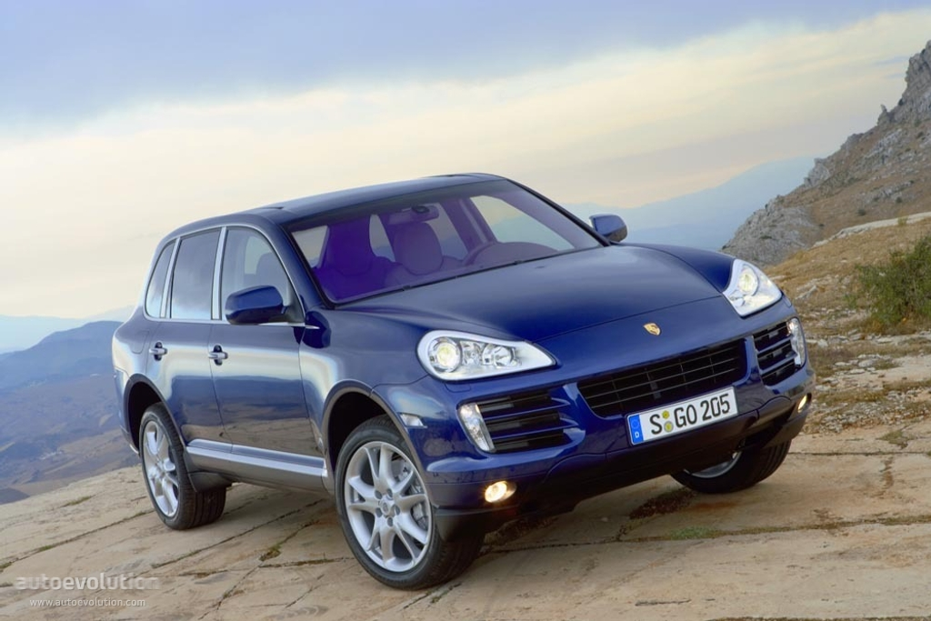 porsche cayenne s 957 specs 2007 2008 2009. Black Bedroom Furniture Sets. Home Design Ideas