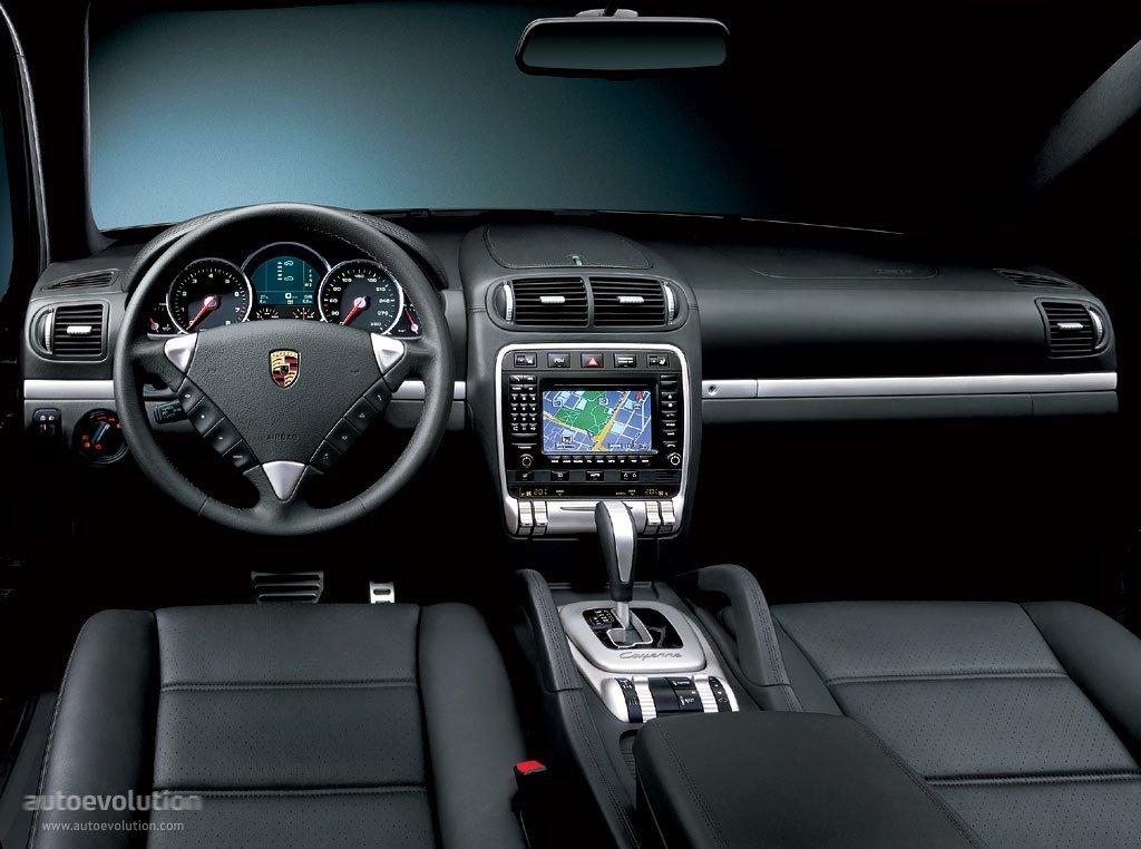 Porsche Cayenne Turbo 955 Specs 2002 2003 2004 2005 2006 2007 Autoevolution