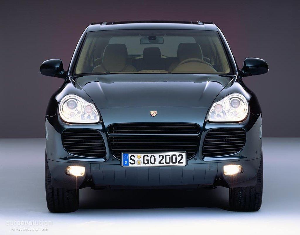 PORSCHE Cayenne Turbo (955) specs & photos - 2002, 2003 ...