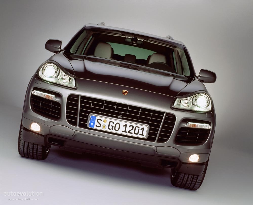 Porsche Cayenne Turbo 957 Specs Amp Photos 2007 2008