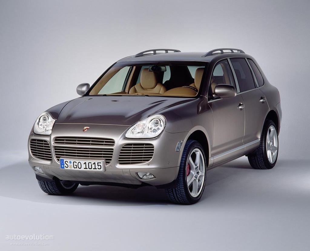 porsche cayenne turbo s 955 2006 2007 autoevolution. Black Bedroom Furniture Sets. Home Design Ideas
