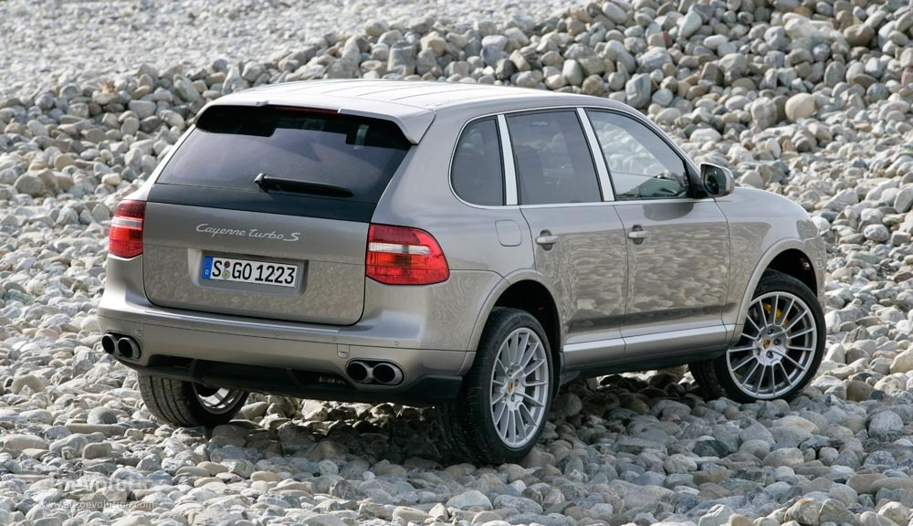 porsche cayenne turbo s 957 specs photos 2008 2009 autoevolution. Black Bedroom Furniture Sets. Home Design Ideas