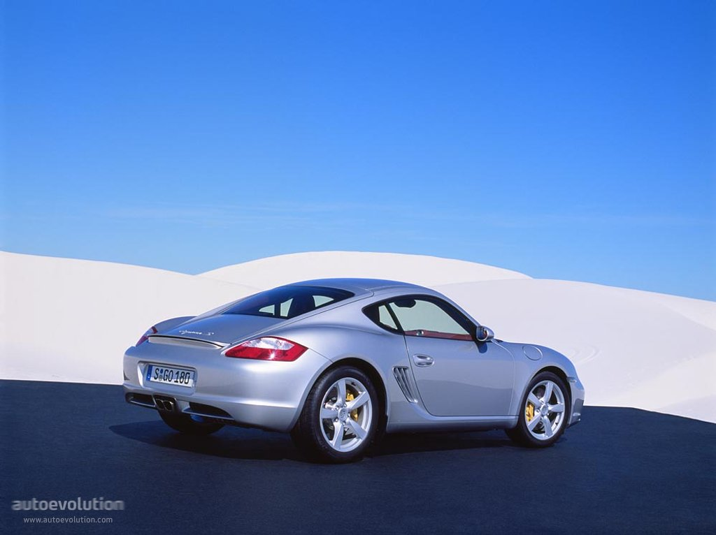 Porsche Cayman S 987 Specs Amp Photos 2005 2006 2007
