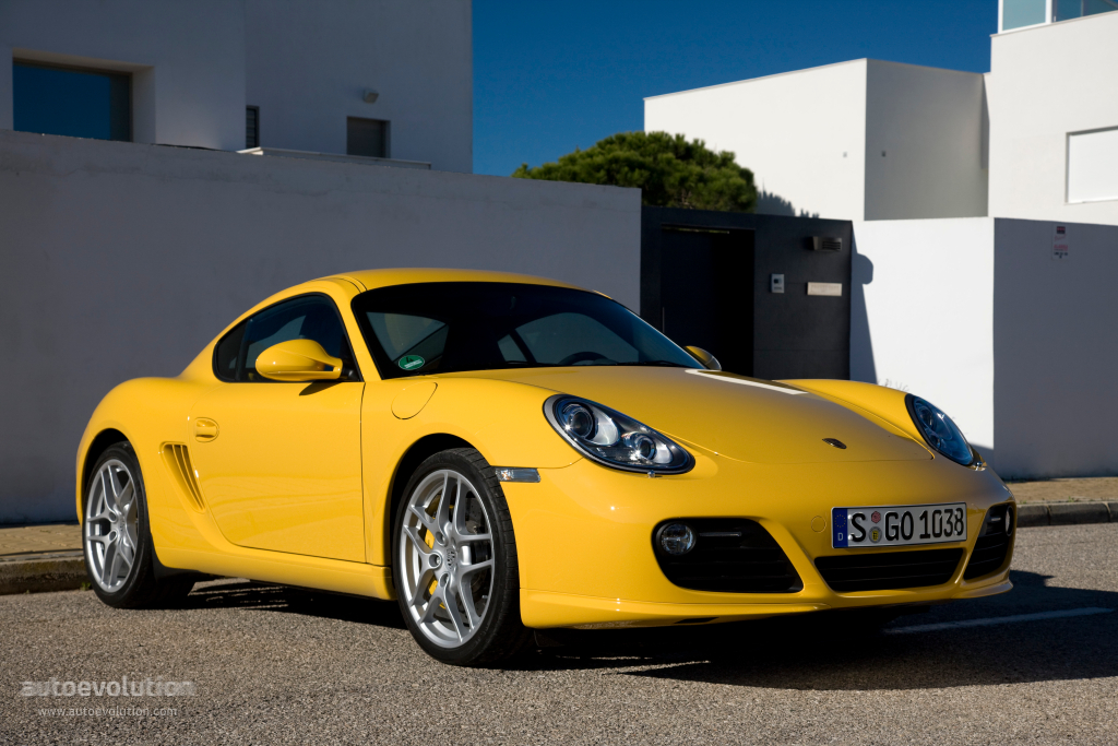 Porsche Cayman S 987 Specs Amp Photos 2009 2010 2011