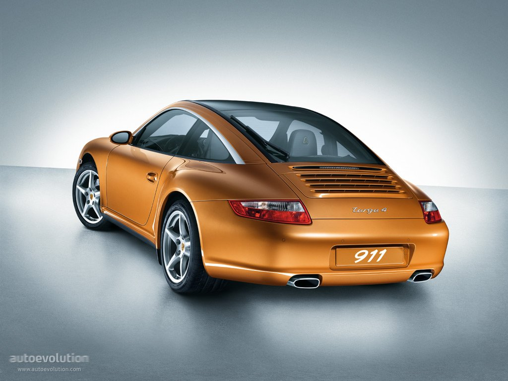 Porsche 911 Carrera Targa 4 997 Specs Amp Photos 2006
