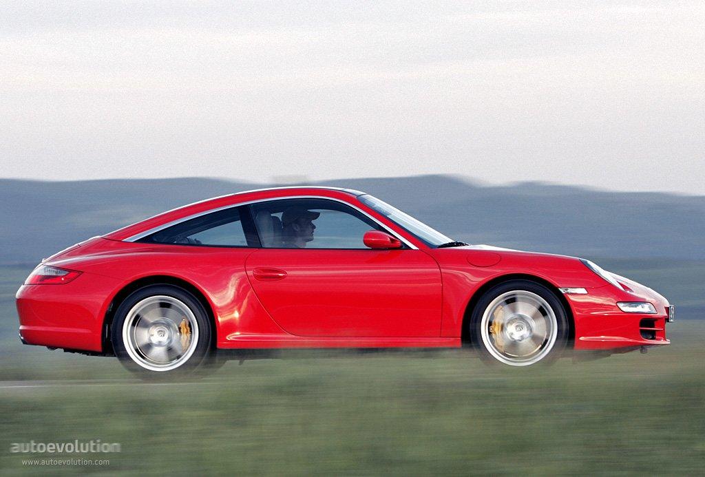 2006 porsche 911 targa - photo #22