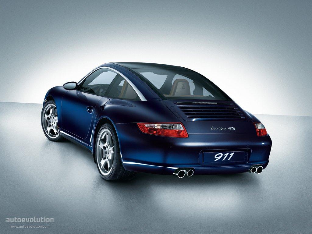 Porsche 911 Carrera Targa 4s 997 Specs Amp Photos 2006