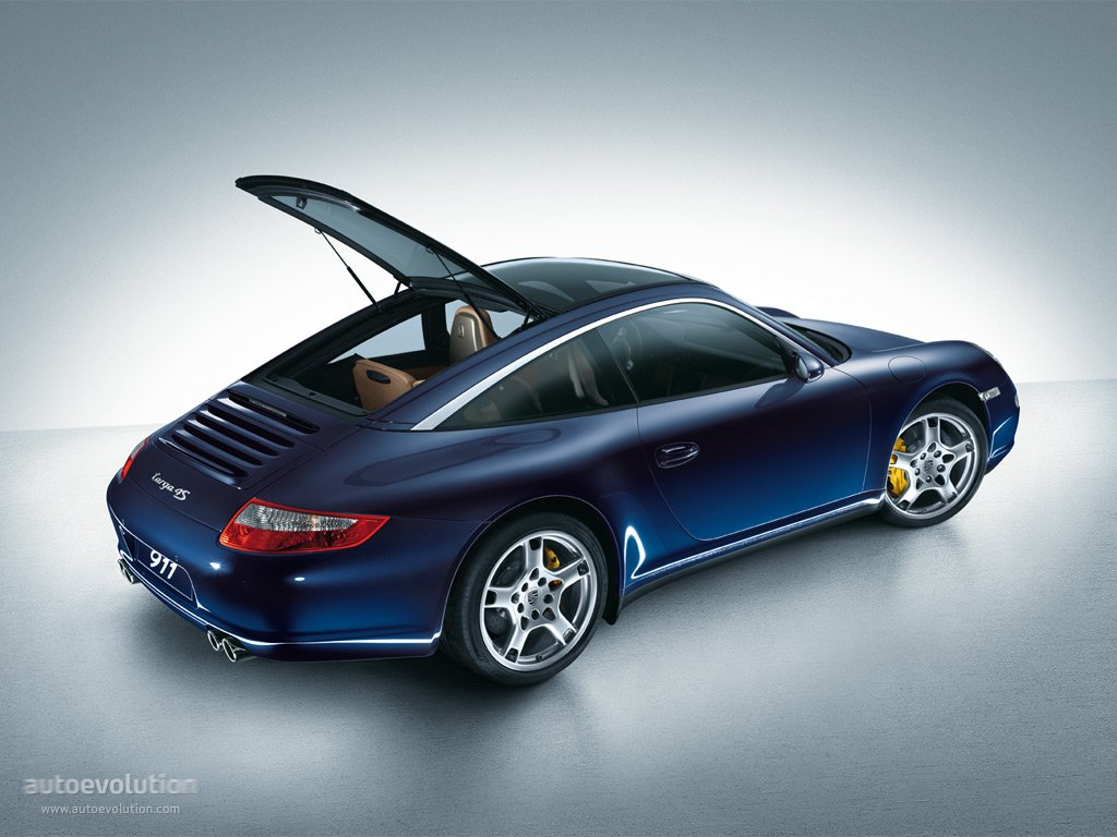 porsche 911 carrera targa 4s 997 specs photos 2006 2007 2008 autoevolution. Black Bedroom Furniture Sets. Home Design Ideas