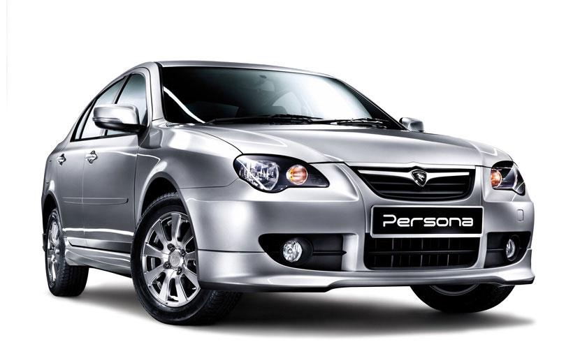 PROTON Persona specs & photos - 2007, 2008, 2009, 2010 ...