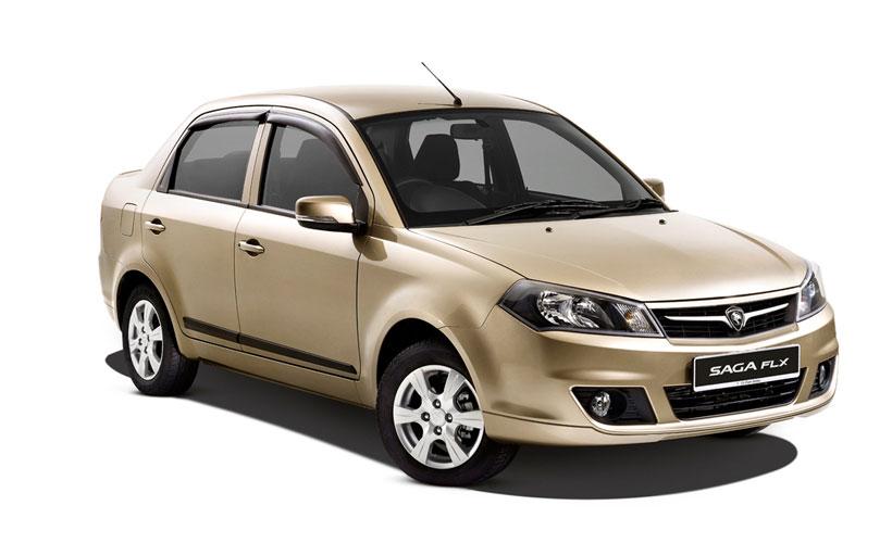 Proton Saga Flx 2011 2012 2013 2014 2015 2016 2017