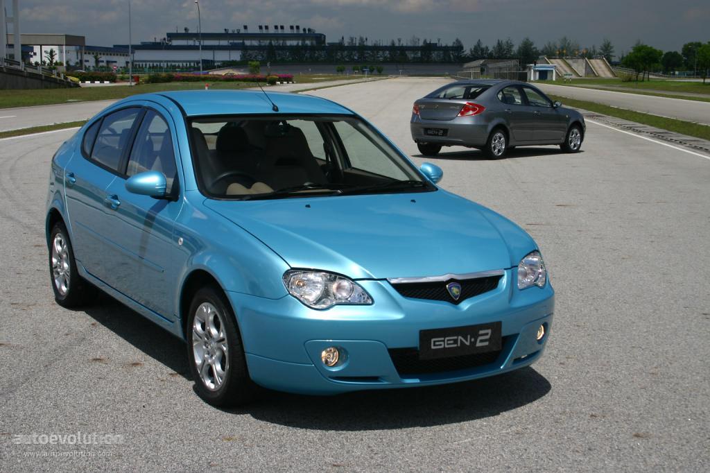 Proton Gen 2 2004 2005 2006 2007 2008 2009 2010
